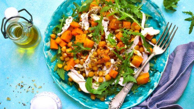 Recetas de 5 ensaladas vegetarianas