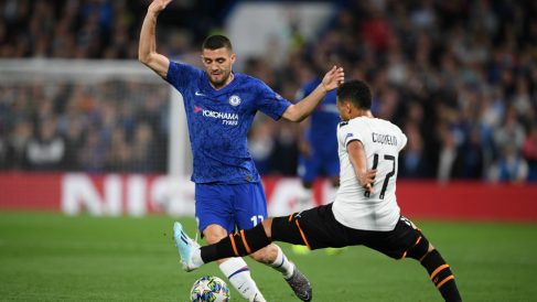 Chelsea – Valencia   Champions League, en directo.