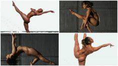 Algunas de las imágenes del desnudo de Katelyn Ohashi para ESPN. (@katelyn_ohashi)