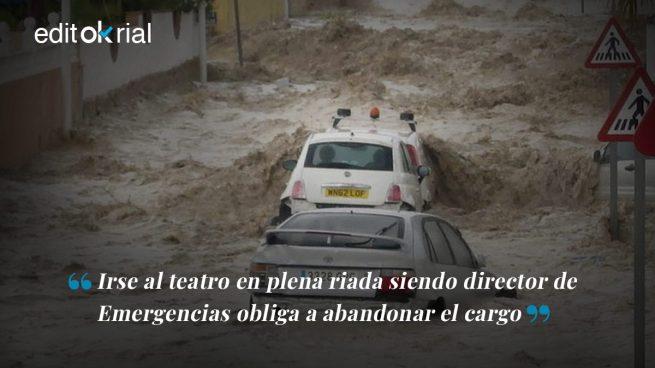 Murcia: un cese obligado y necesario