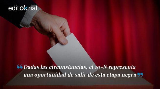 Sánchez, responsable de un gigantesco fraude a la democracia