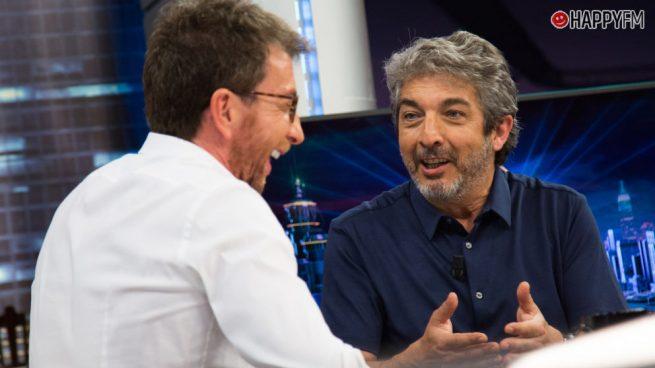 'El Hormiguero': Pablo Motos lanza un dardo envenenado a Ricardo Darín
