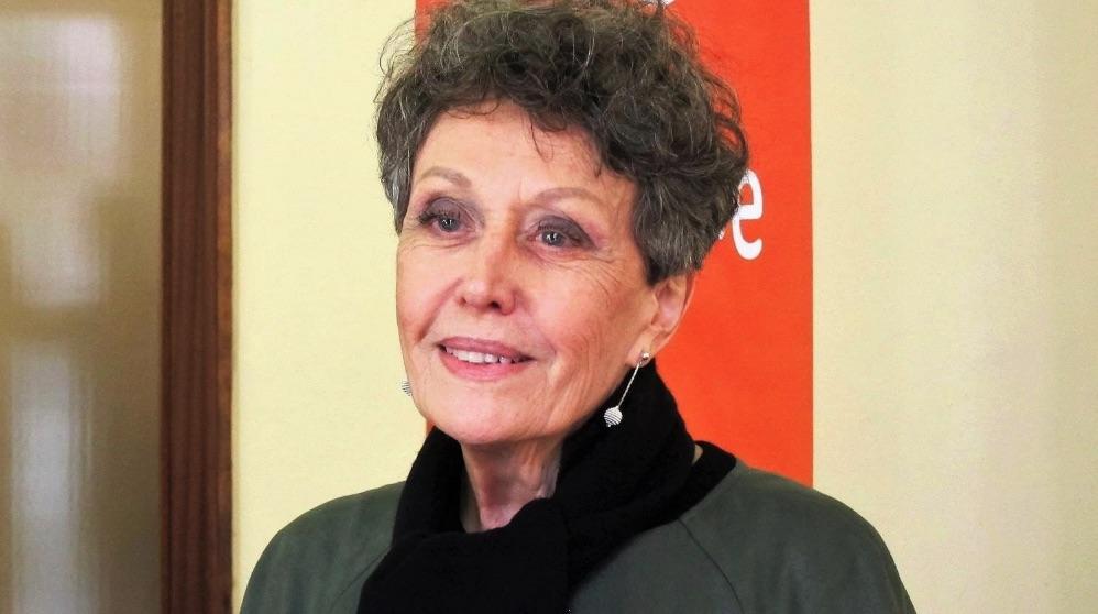 La administradora única provisional de RTVE, Rosa María Mateo. (Foto: EP)