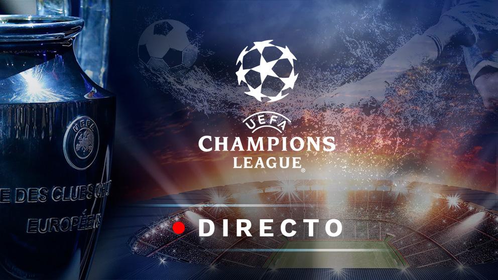 Champions League: todos los partidos de la jornada 1, en directo.