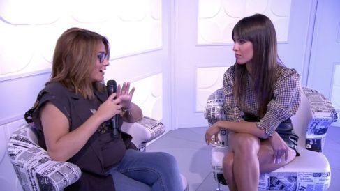 Toñi Moreno y Sofía Suescun