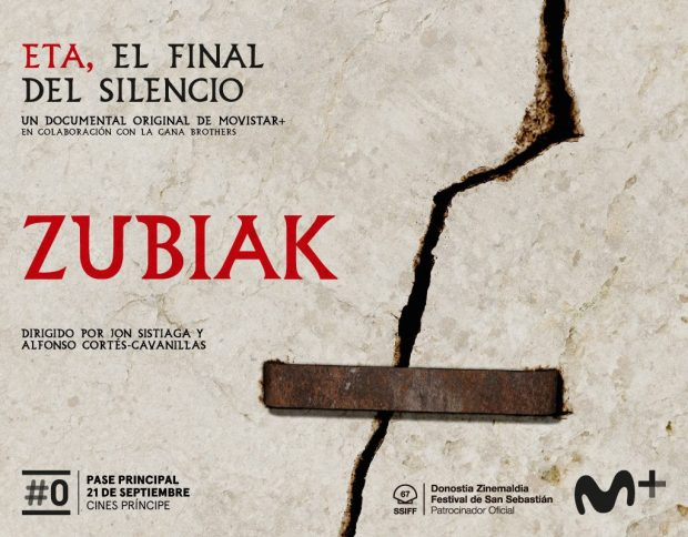 El sufrimiento de las víctimas de ETA y la reconciliación tendrán un hueco en el Festival de San Sebastián