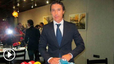 Pablo Ruiz Palacios. Foto: Europa Press