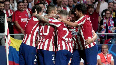 Atlético de Madrid – Juventus. (Foto: Enrique Falcón)