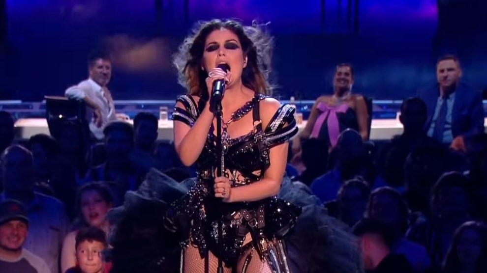 Cristina Ramos es la elegida por el público para 'Eurovisión 2020'