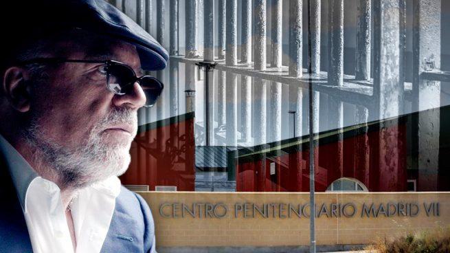 Incomunicados en la prisión de Villarejo.