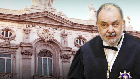 Ángel Juanes, presidente del Tribunal Supremo.