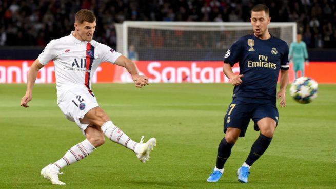 PSG – Real Madrid: Resultado, resumen y goles del partido de hoy de Champions League, en directo
