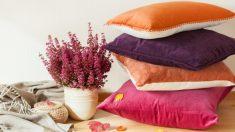 Pasos para hacer un quillow o manta cojín