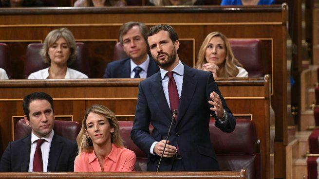 Casado apoyará al Gobierno «para lo que tenga que hacer en Cataluña» tras la sentencia