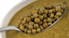 Receta de Sopa mexicana de chícharos