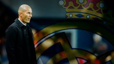 Zidane regatea su primera crisis en el Real Madrid.