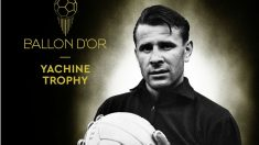 France Football crea el trofeo Yashine. (France Football)