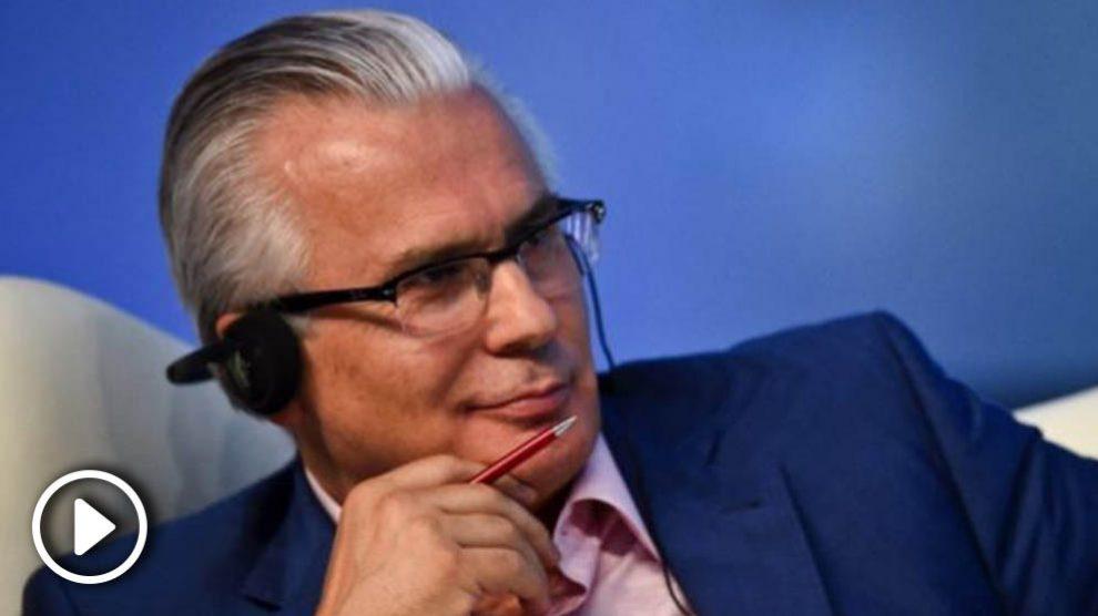 Baltasar Garzón en una imagen de archivo.