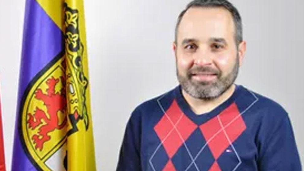 El concejal socialista en el Ayuntamiento de Torrejón de Ardoz Marcos Gallego Alonso, acusado de tenencia y distribución de pornografía infantil.