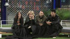 No están muy contentos algunos en 'GH VIP 7'