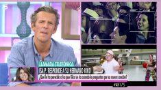 Isa P. ha entrado por teléfono a 'El programa de Ana Rosa'