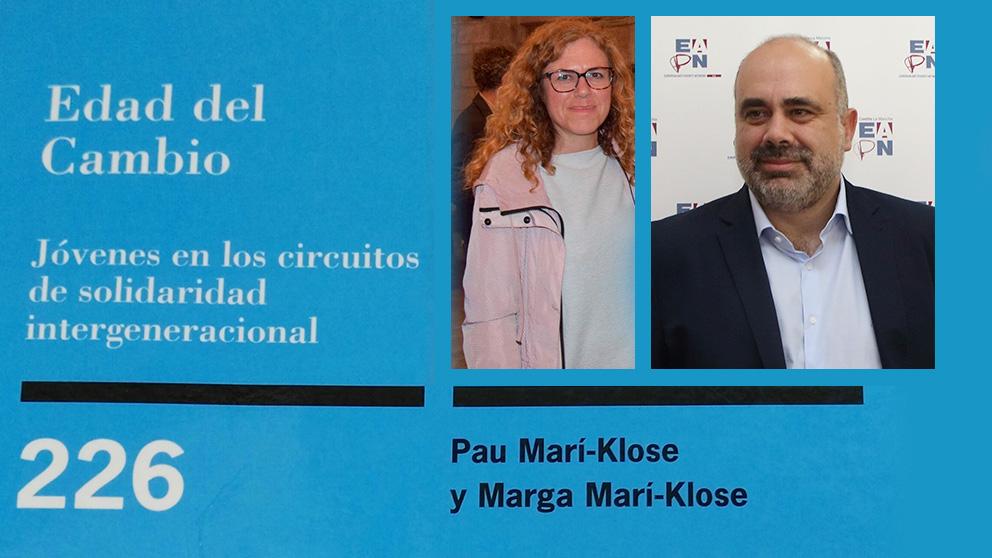 El libro que Pau Marí-Klose firmó con su hermana y fusiló tres años después en su tesis fue publicado por el CIS.