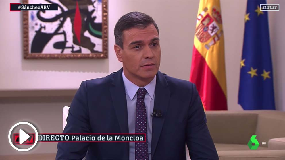 Sánchez en septiembre: «No dormiría tranquilo con personas cercanas a Iglesias en el Gobierno».