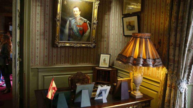 Interior del Palacio de Liria @EFE