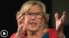 La ex alcaldesa de Madrid Manuela Carmena. (Foto: Efe)