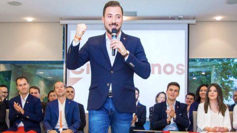 Francisco Morales González, vicealcalde del Ayuntamiento de Lorca por Ciudadanos.