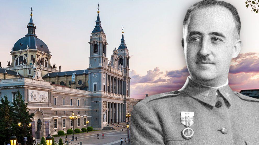 Franco_Inhumación_La Almudena