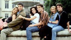 'Friends' cumple 25 años