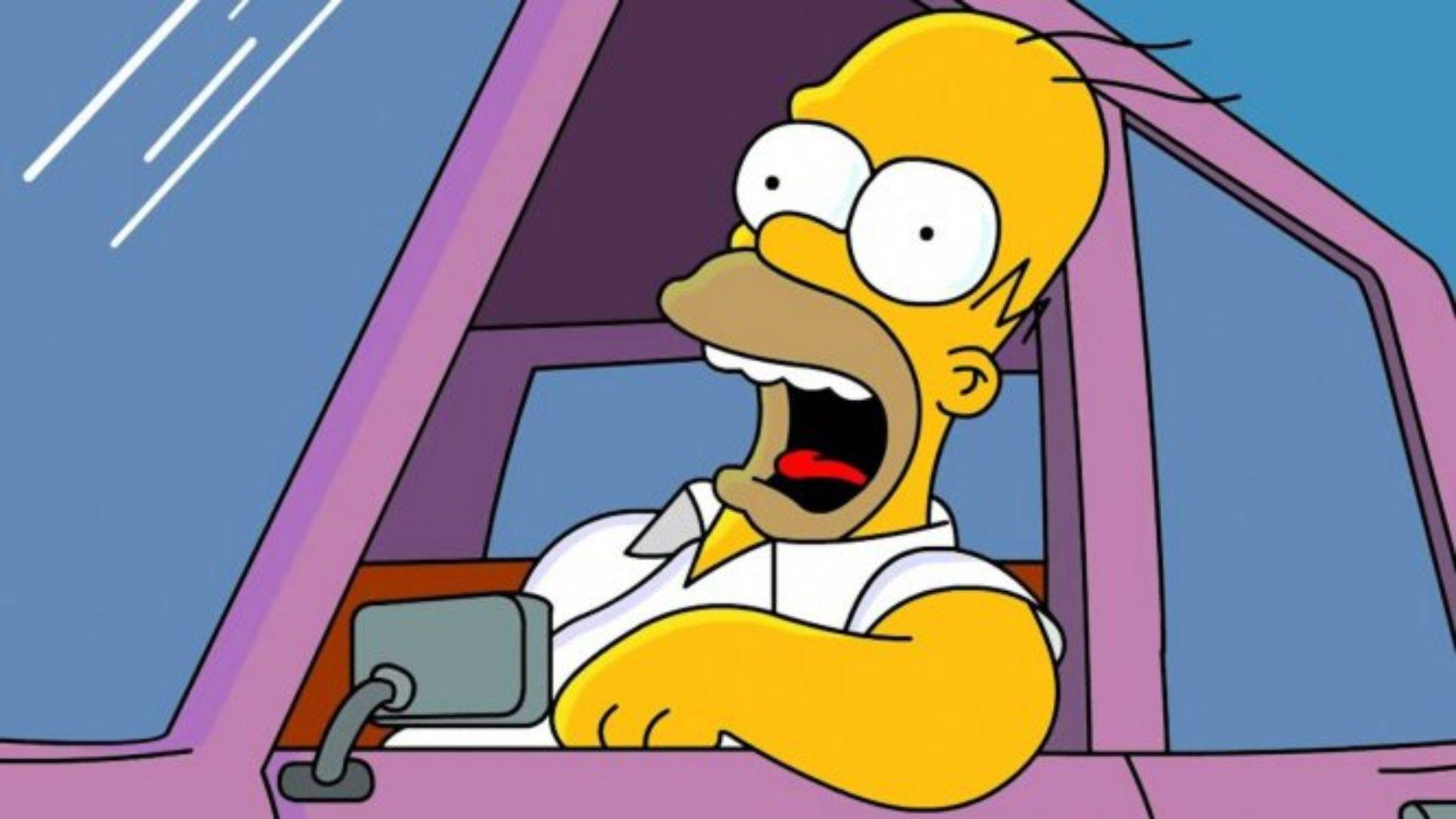 Las frases de Homer Simpson