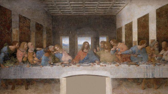 La fecha en que Da Vinci terminó el cuadro fue sobre 1498.