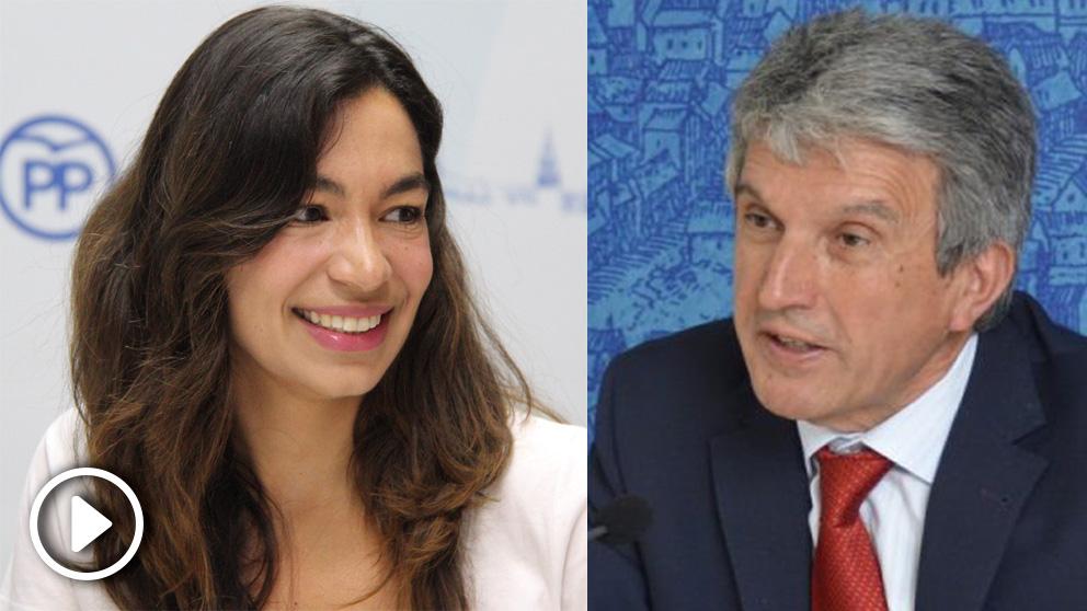 El vicealcalde socialista de Toledo, José Pablo Sabrido, lanza un ataque machista a la portavoz del PP, Claudia Alonso.