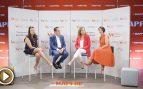 El presidente de Mapfre y tres directivas de la empresa dialogan sobre la igualdad en el desarrollo profesional
