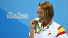 Mireia Belmonte le ha dado grandes éxitos al deporte español