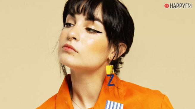 'La Lista de Happy FM': 'Tarántula' de Natalia Lacunza se sube al número 1