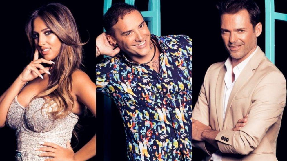 Noemí, Hugo y Dinio, nominados de 'GH VIP 7'