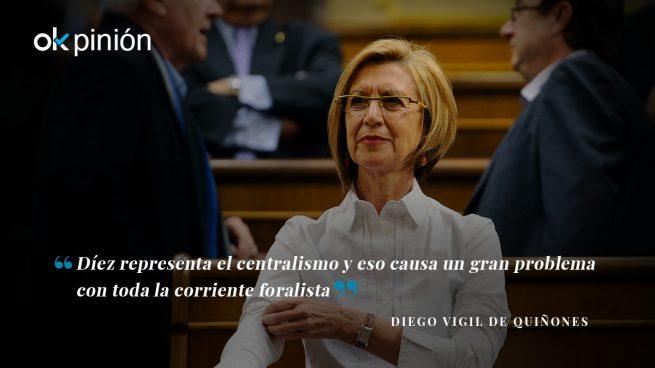 Rosa Díez y España suma: luces y sombras