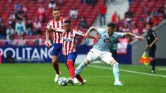 Sigue en directo el Atlético de Madrid – Celta de Vigo