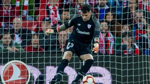 Iago Herrerín, portero del Athletic (@Iagoherrerin13)
