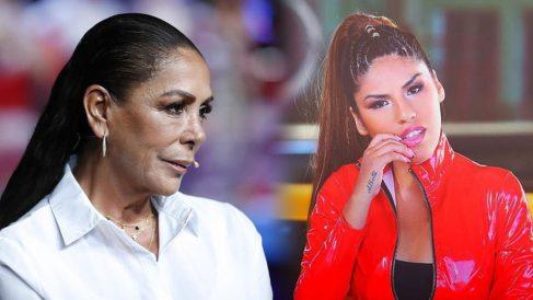 Isabel Pantoja y su hija Chabelita en crisis