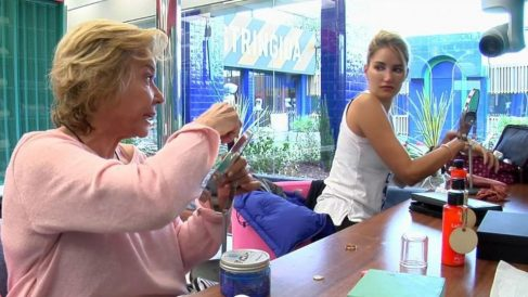 Mila y Alba en 'GH VIP 7'