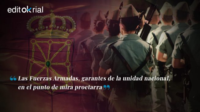 Bildu pasa al cobro su apoyo a Sánchez en Navarra: objetivo, el Ejército
