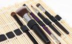 Pasos para hacer un organizador de maquillaje con esterillas de sushi