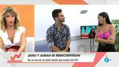 Suso y Aurah en 'Viva la vida'