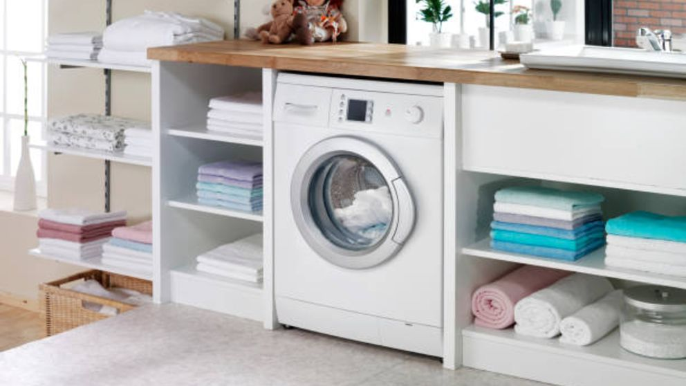 Cómo mover una lavadora paso a paso