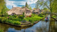 En Holanda hay lugares realmente mágicos que parecen de cuento