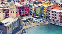 En Italia hay pueblos muy atractivos y pintorescos